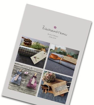Zuckerstern Katalog 2018