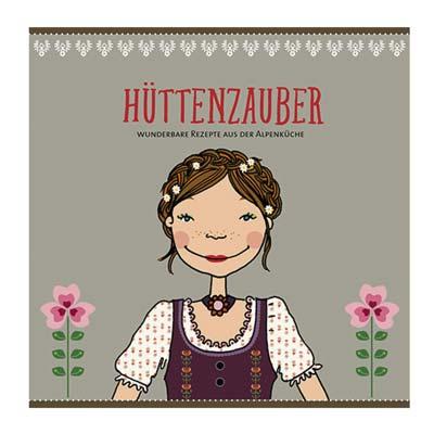 Kochbuch Hüttenzauber