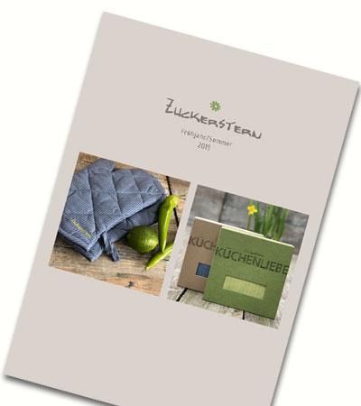 Zuckerstern Katalog Frühjahr/Sommer 2019