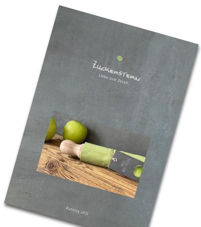 Zuckerstern Katalog Frühjahr 2021